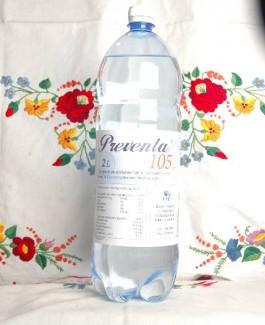 Preventa lúgos víz 2l