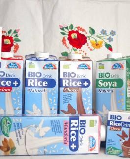 Organic rice-milk drink 1l
