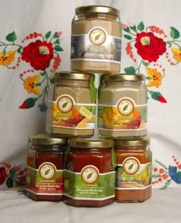 Hot Berta organic pepper cream