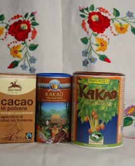 Alce Nero organic cocoa powder